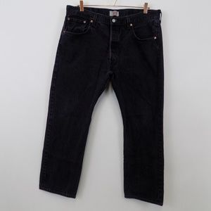 Levis 501 Jeans Size 38x30 Button Fly Straight Leg